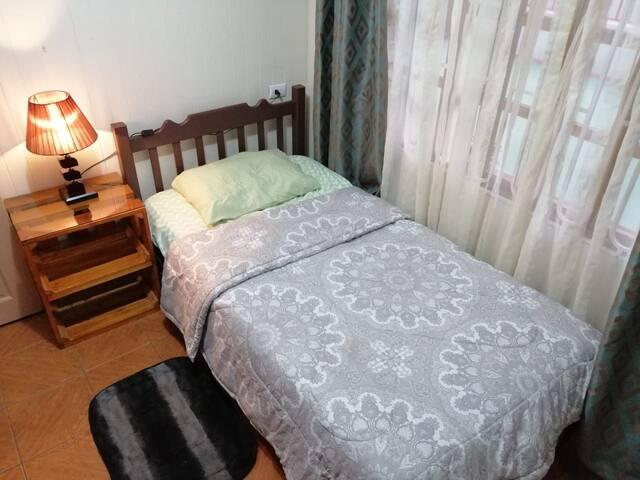Segunda habitación.