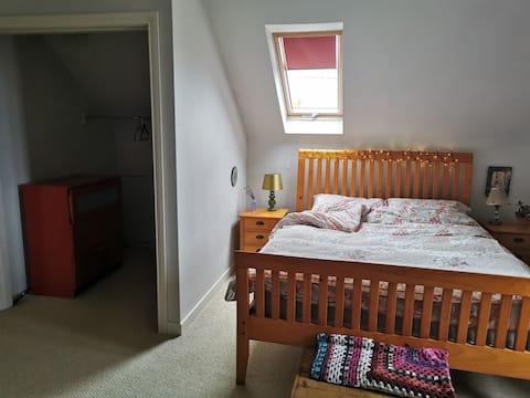 Private room in Cosy Seaside Dormer