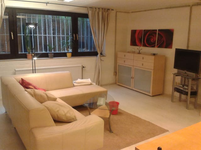 2 Room flat with kitchen&shower :-)