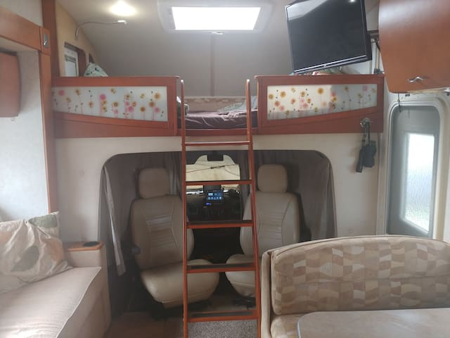 South-Central Pinellas RV Space With Pool Access