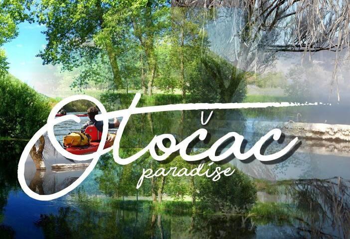 Guidebook for Otočac and surroundings