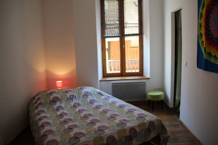 chambre - Barcelonnette - Apartment