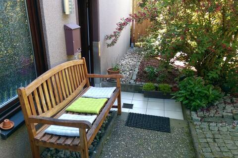 Renovated Feel-Good Apartment outside Baden-Baden