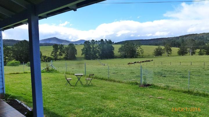 Farm House Accomodation near bush and beaches