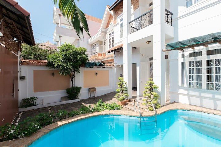 Palm Villa 1 - Vũng Tàu