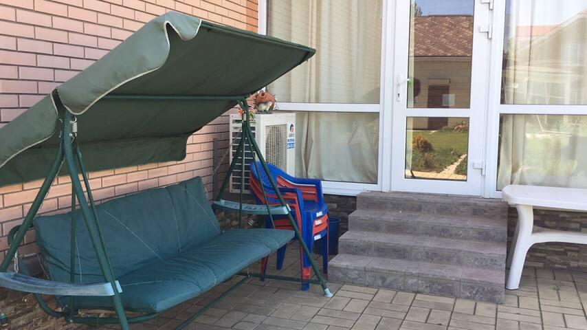 Комната с отдельным выходом во двор в г.Volgodonsk