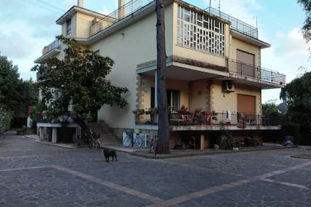 Accogliente appartamento in villa - Salerno