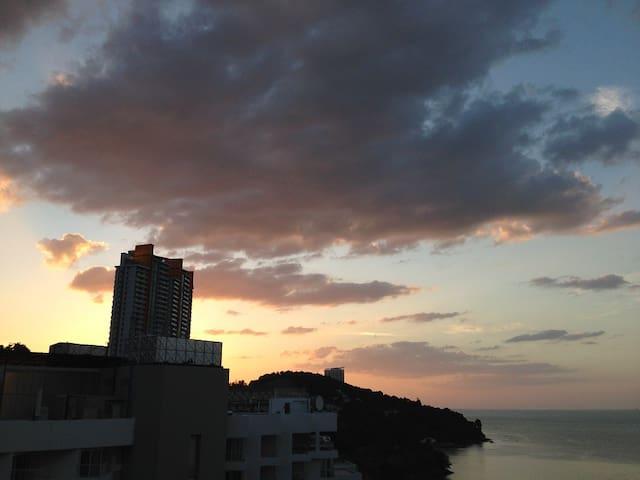 Seaside View Apartment - Batu Feringghi - Appartement