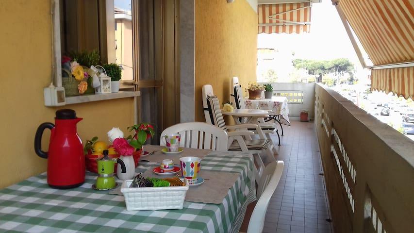 Appartamento a 300 m dal mare - Carrara - Departamento