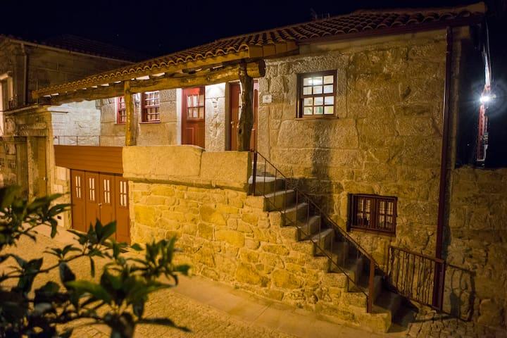 Casa da Teresina, Sistelo