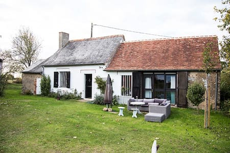 Cosy Family Home in Loire Valley + Swimming Pool - Ruillé-sur-Loir - บ้าน