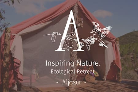 Top comfort zone. Safari tent with amazing views. - Aljezur