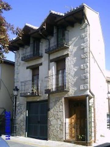 CRESTAS - Rascafría - Wohnung
