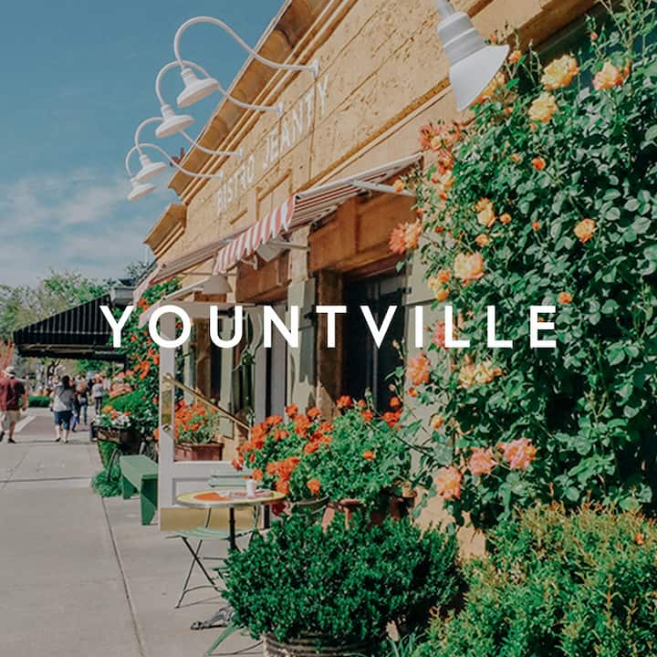 Home From Home In Yountville