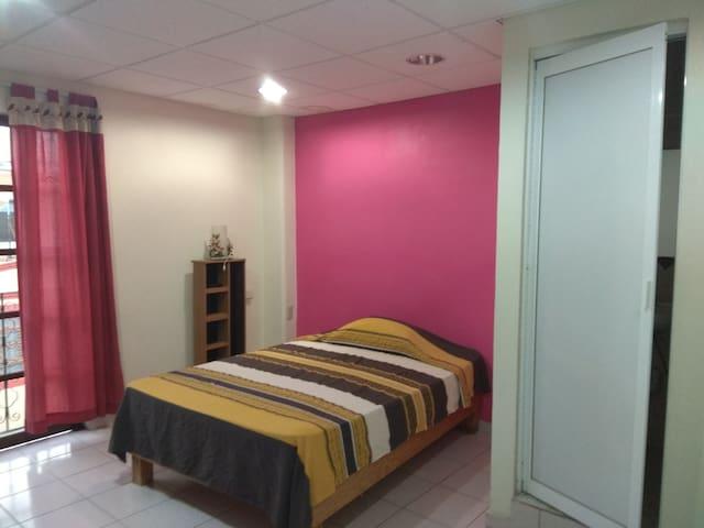 Habitación Super cómoda en centro de Miahuatlan H6