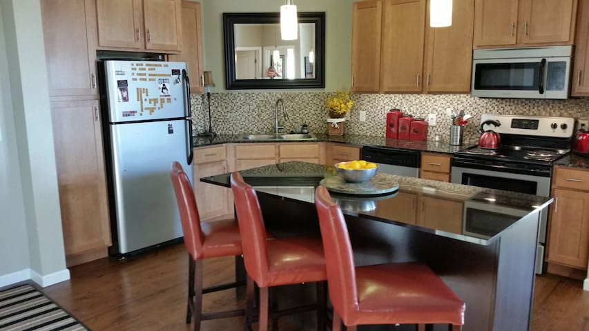 Great apartment for both city and airport access - Minneapolis - Apartment