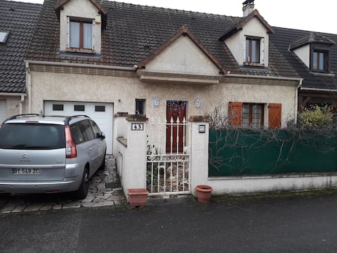 Grande résidence charmante en Yvelines