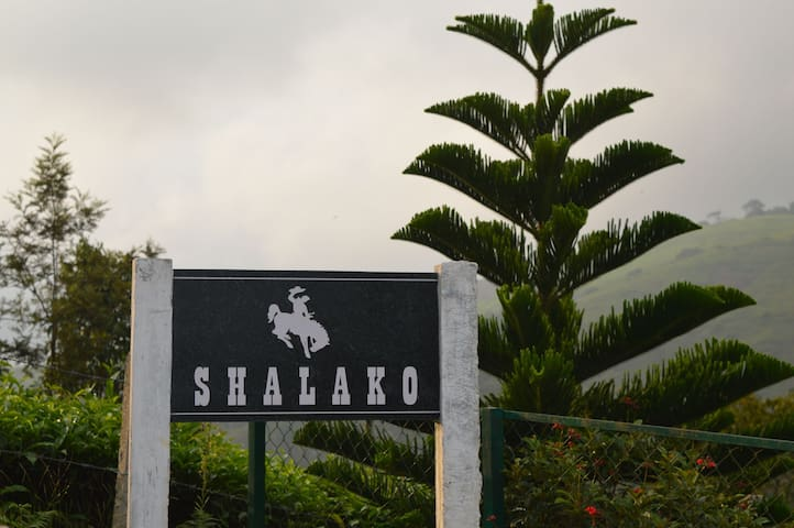 SHALAKO - VAGAMON - ENTIRE BUNGALOW