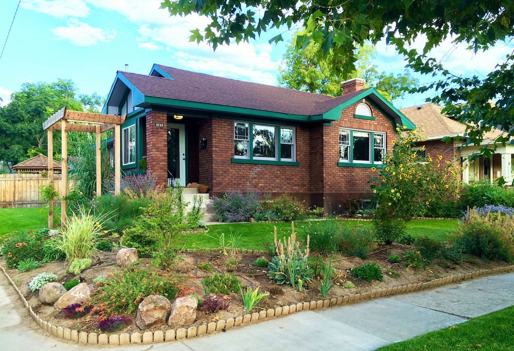 Hearthhaus Charming Liberty Park Houses For Rent In Salt Lake City Utah United States