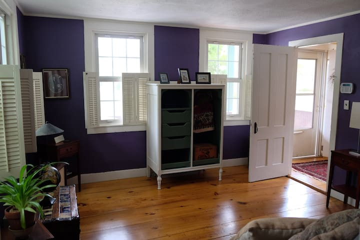 North End of Nashua (Purple Room) - Nashua - Rumah