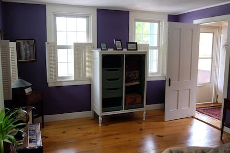 North End of Nashua (Purple Room) - Nashua - Casa