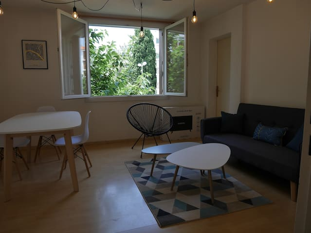 Appartement T4 Design et lumineux