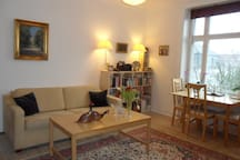 Delightful  apartment in Hellerup