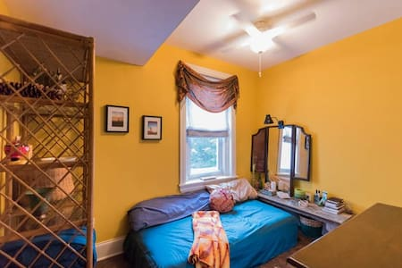 Comfortable single in historic Cool Springs Home - Wilmington - Ház