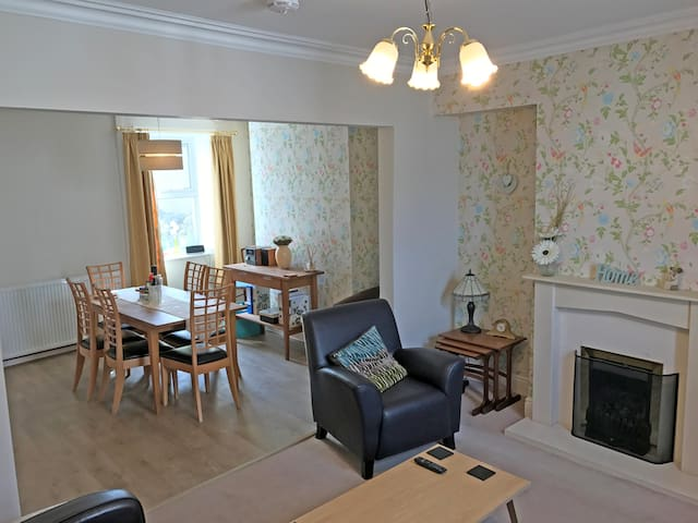 Luxury Holiday Cottage Ingleton Yorkshire Dales - Ingleton - บ้าน