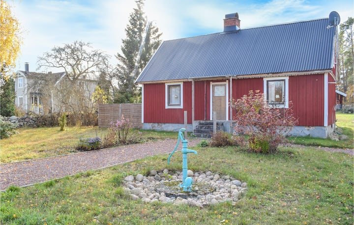 Nice home in Ålem with 2 Bedrooms