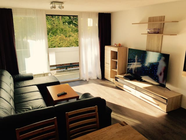 4 room apartment with 3bdrm in the heart of Munich