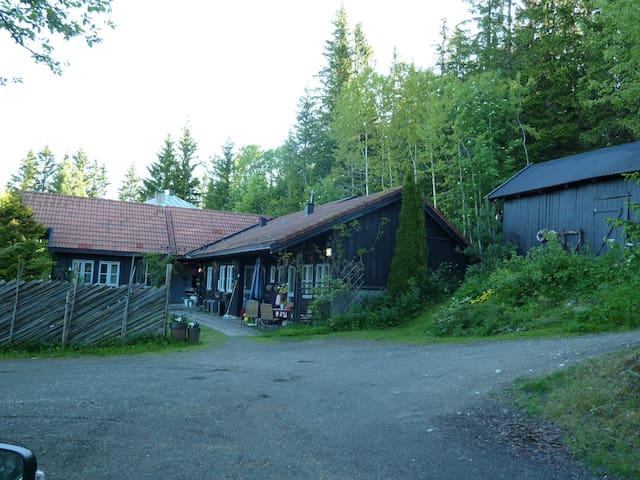 Idyllisk eiendom nær sentrum - Lillehammer