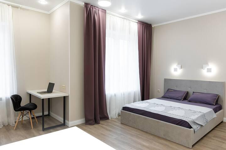 Apartment comfort plus IQ Гатчина
