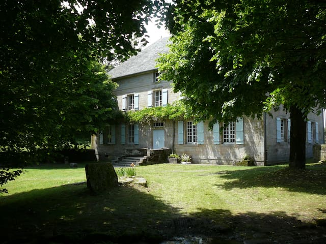 Gîte du Cher - Sarran - ที่พักธรรมชาติ