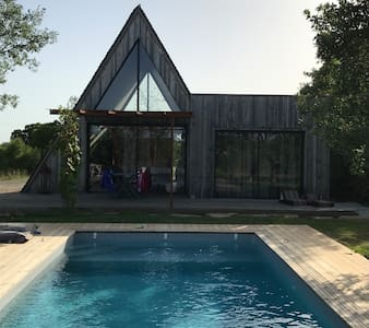 Trigone Wooden Lodge & Private pool, South France