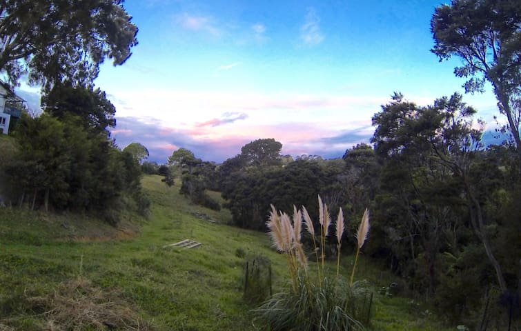 Magical Nature Retreat - Auckland - Haus