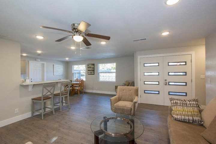 Beachside Modern Ormond Gem Just Renovated!!