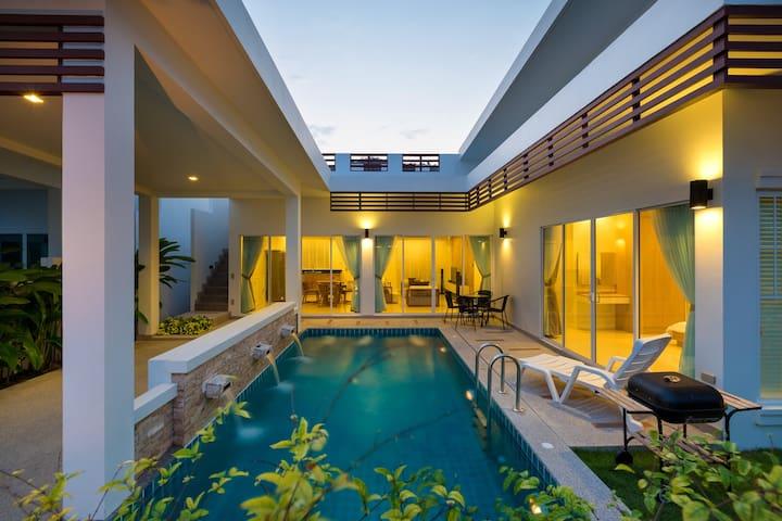 Sivana Gardens Pool Villa P25