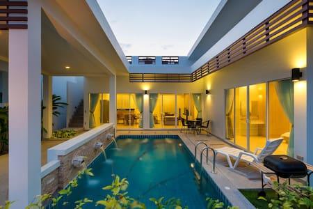 Sivana Gardens Pool Villa P25 - Tambon Nong Kae - Villa