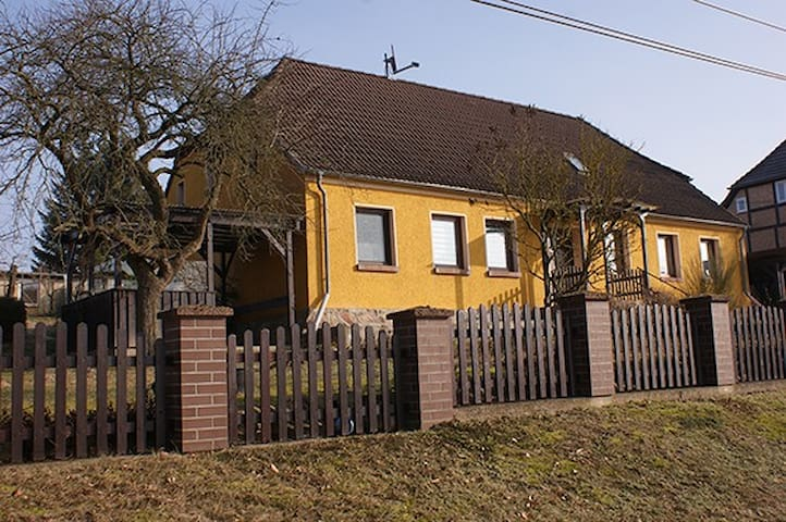 Ferienwohnung in der Nähe zu Rostock u. Warnemünde - Wiendorf - Huoneisto