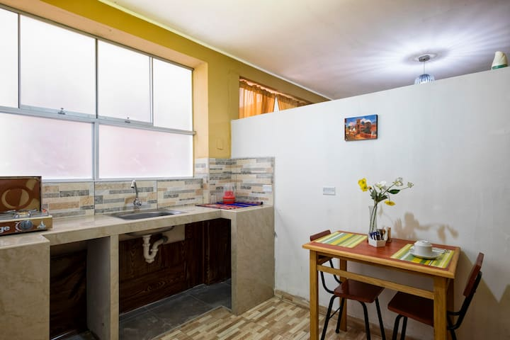 SINGLE BED (PRIVATE BATHROOM) - Lima - Rumah