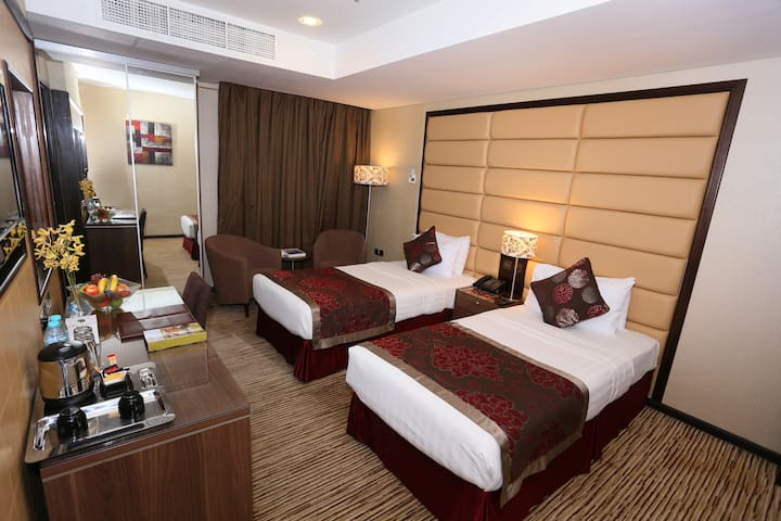 4 Star Deluxe Studio near Islamic Museum Sharjah