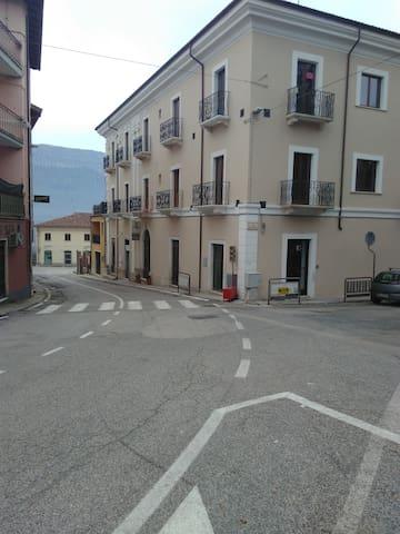 Appennino Mountains,  2  piano palazzo storico.