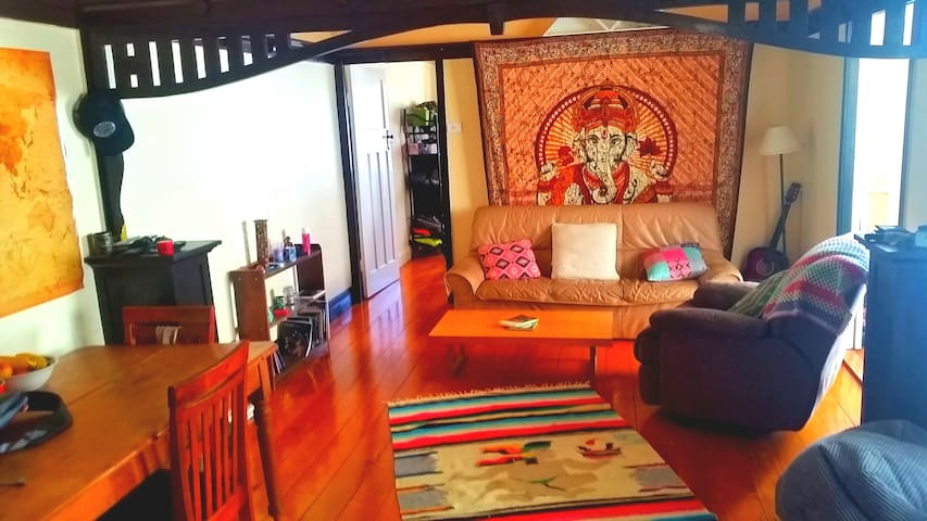 Charmer on Southbanks doorstep - Highgate Hill - Wohnung