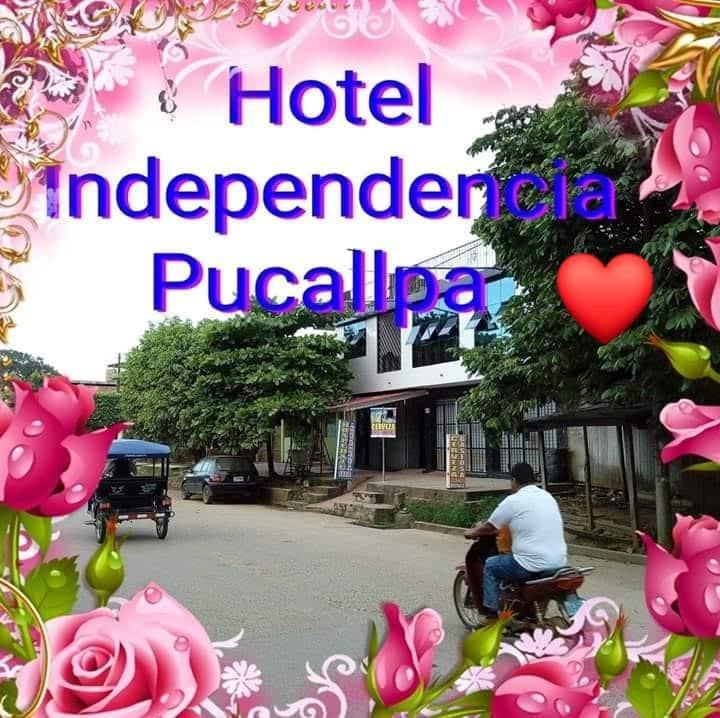 HOSPEDAJE INDEPENDENCIA Pucallpa HOTEL ECONÓMICO