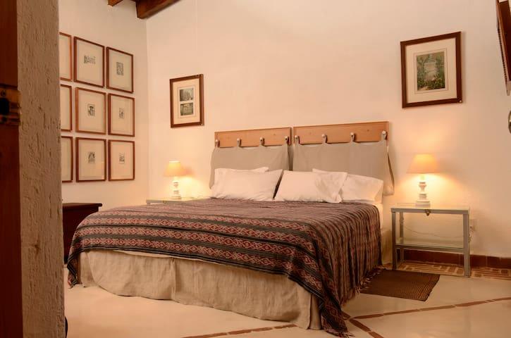 """""""La Calavera"""" suite Quinta Cielo."""