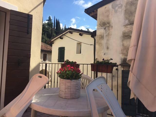 Small historic building in Fumane Valpolicella