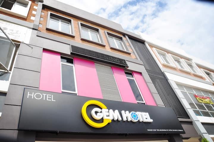Gem Hotel Nusajaya, Near Legoland