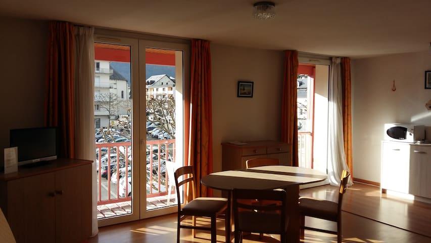 cabaliros - Argelès-Gazost - Apartamento
