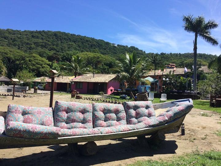 Studio confortável Beira da Lagoa da Conceição